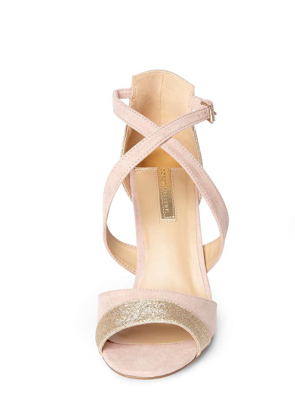 79b249644b2d Dorothy Perkins Blush Pink  sasha  Occasion Sandals in Pink - Lyst