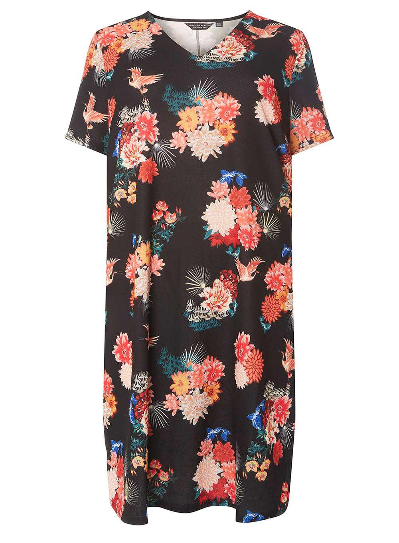 Affordable Cheap Price Enjoy Shopping Dorothy Perkins Womens **DP Curve V-Neck Shift Dress- 1ES15