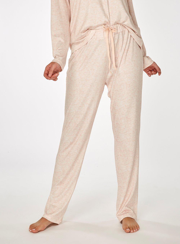 7fa42c9110d93 Dorothy Perkins Blush Loungewear Wide Leg Bottoms in Pink - Lyst