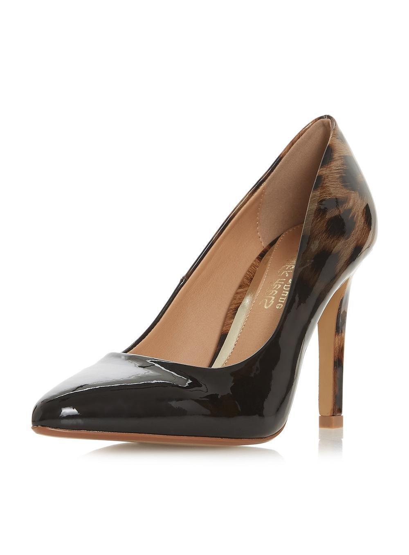 71684b24c5ea Dorothy Perkins. Women's Head Over Heels By Dune Black 'alexxa' Ladies High Heel  Shoes