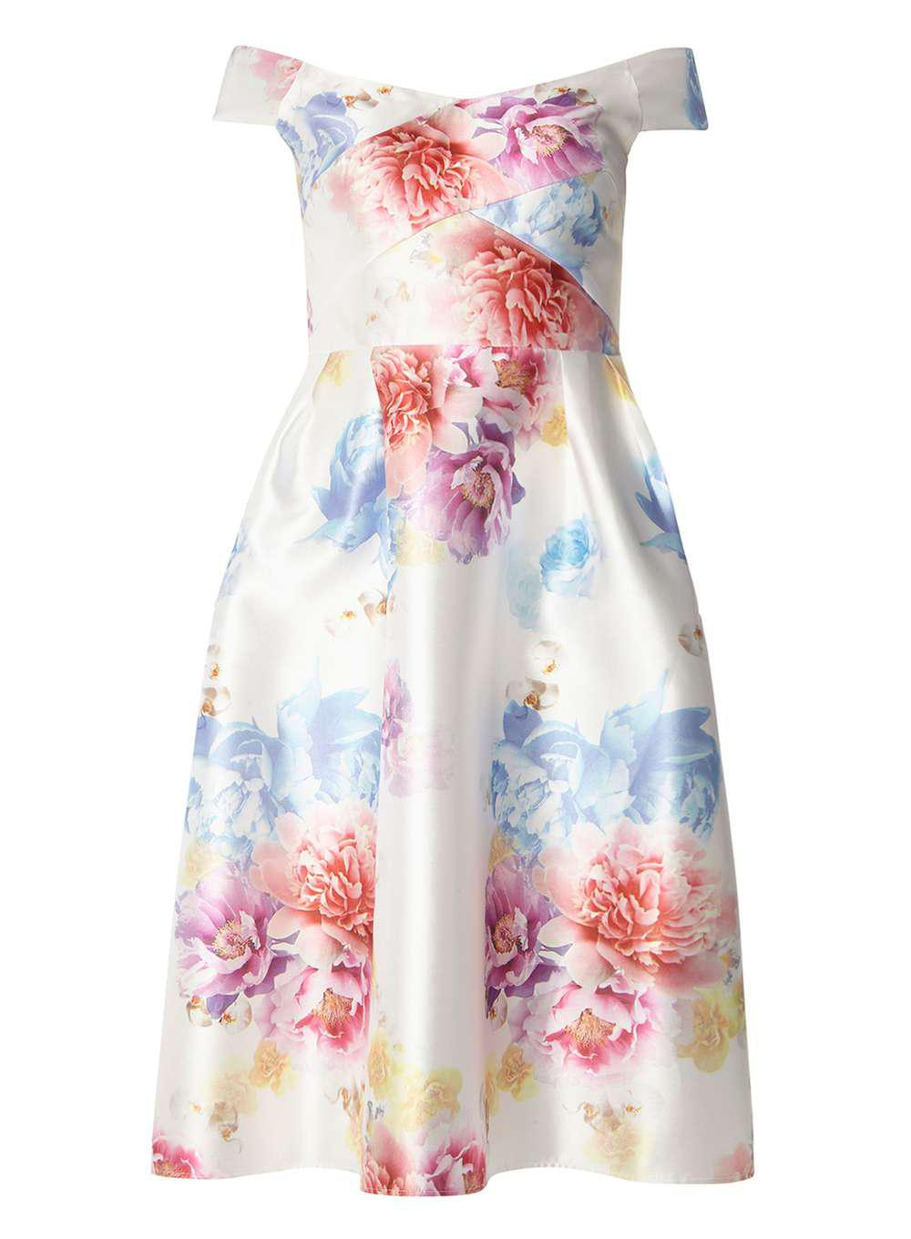 Womens Luxe: Floral Prom Dress Dorothy Perkins Cheapest For Sale Cheap 2018 Newest Rkcs2