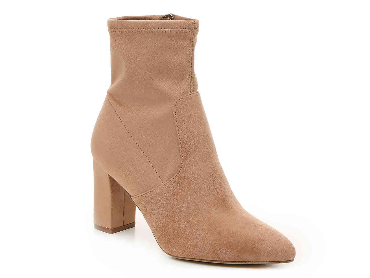 482767fcd8e Lyst - Steve Madden Edril Bootie in Brown - Save 29%