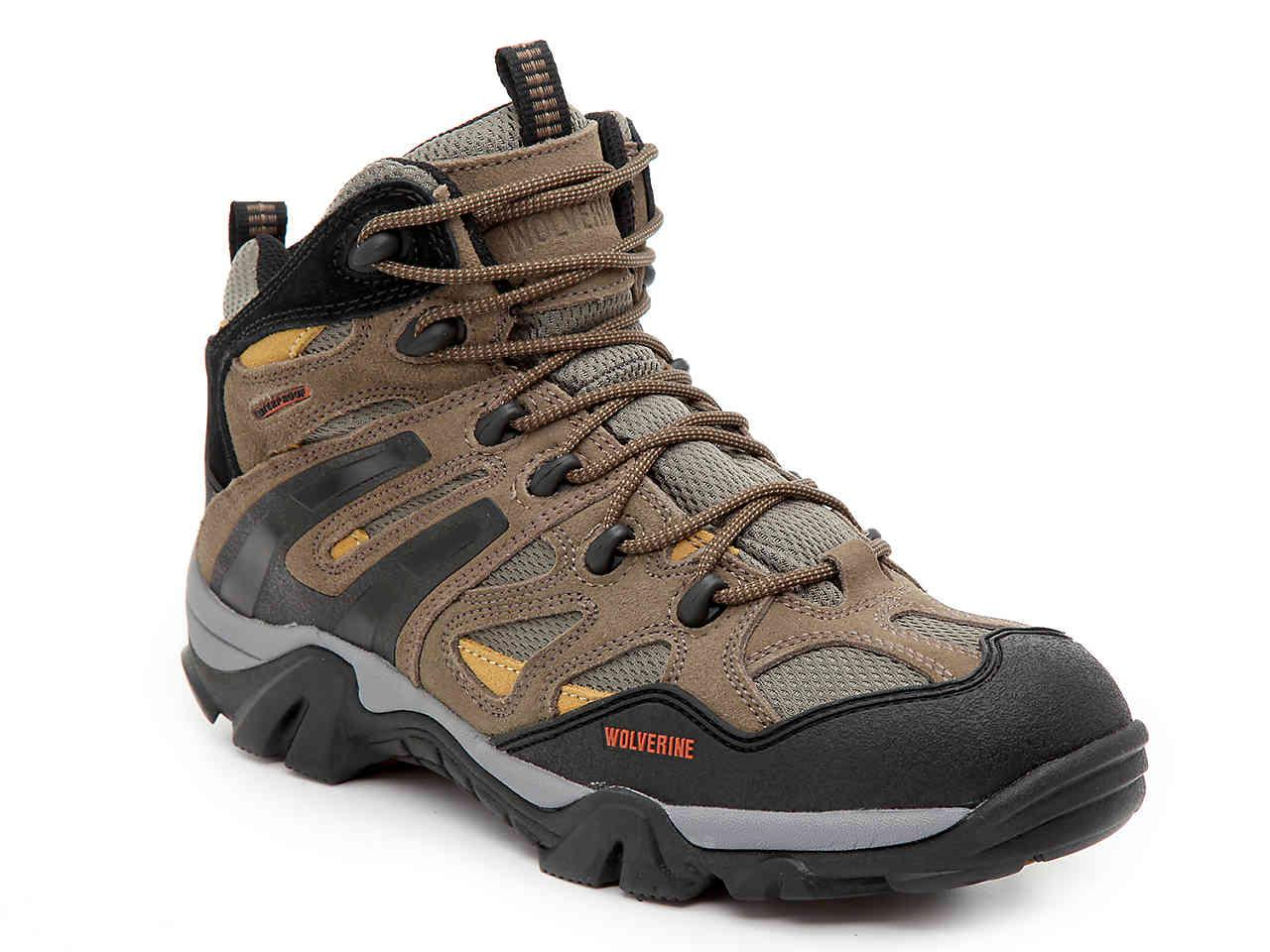 b638c2fa4b14 Wolverine - Multicolor Wilderness Work Boot for Men - Lyst