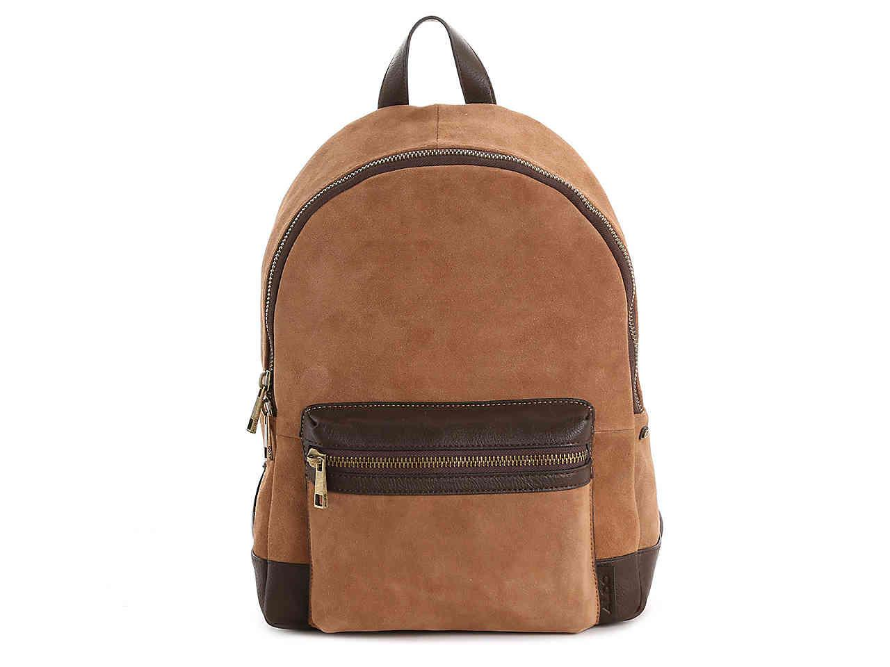 e70b5bcf6c2 Lyst - ALDO Allerona Leather Backpack in Brown for Men