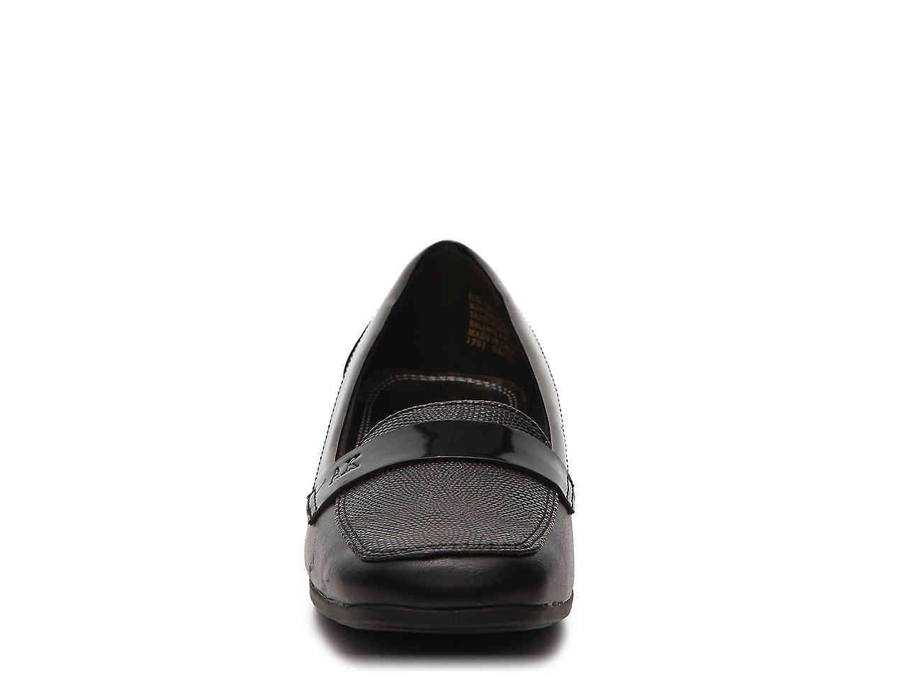 8325abab4a4 Anne Klein - Black Vittorio Loafer - Lyst. View fullscreen