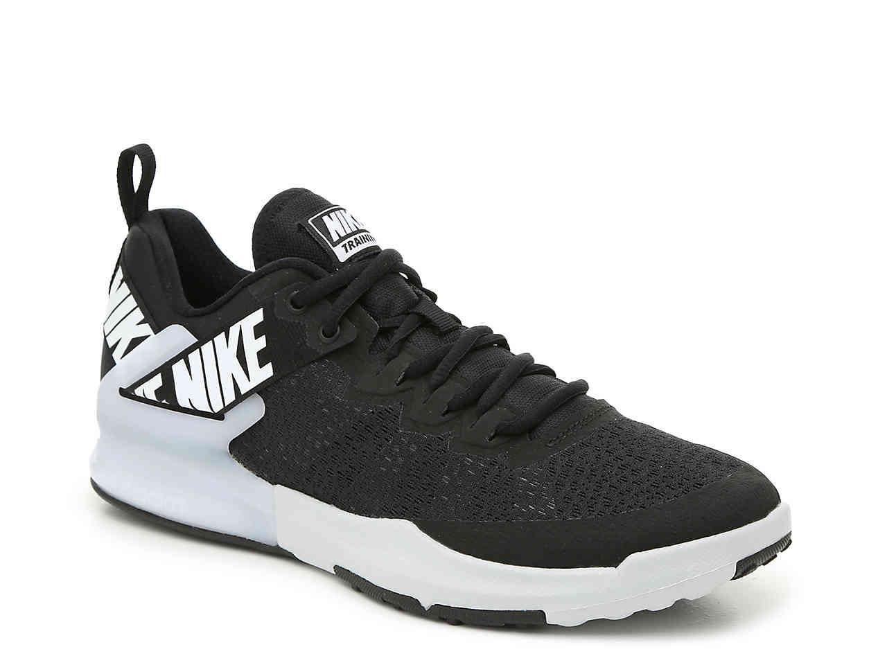 8b39e9bcd847d Nike - Black Zoom Domination Tr 2 Training Shoe for Men - Lyst. View  fullscreen