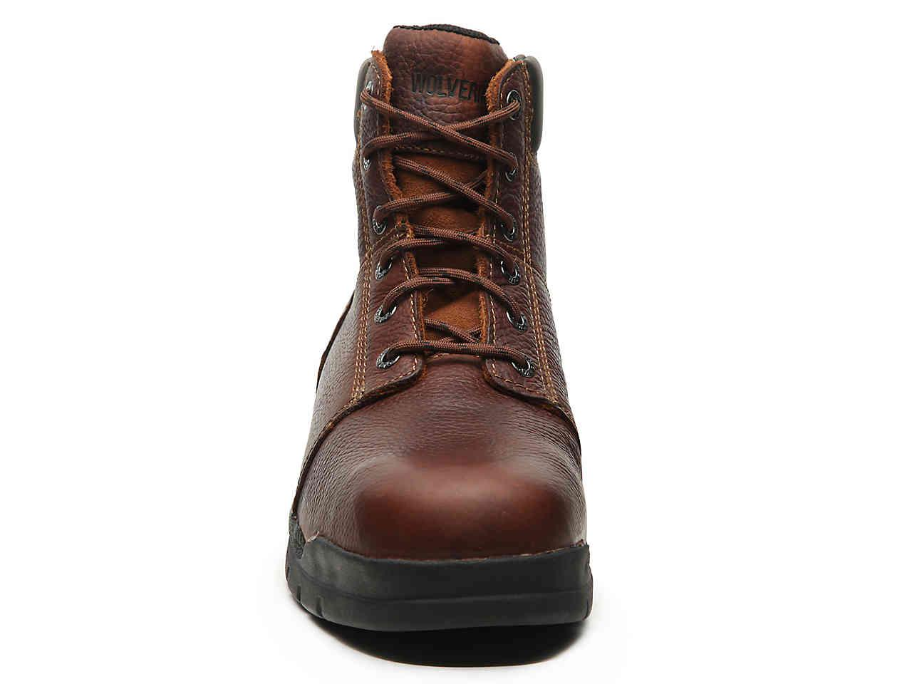 460524e7e08 Lyst - Wolverine Marquette Work Boot in Brown for Men