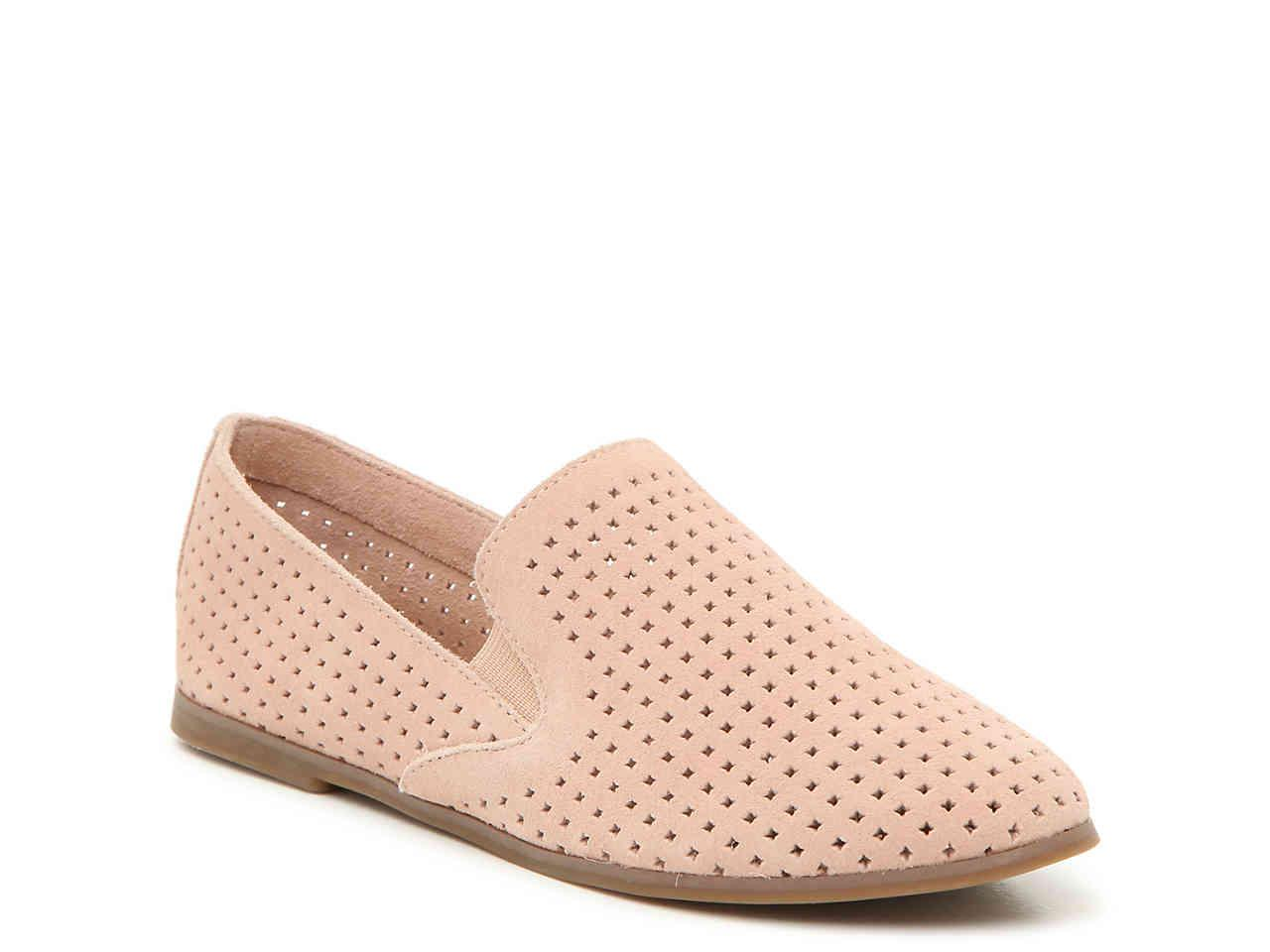 7306497b26b Lyst - Lucky Brand Carthy Loafer in Pink
