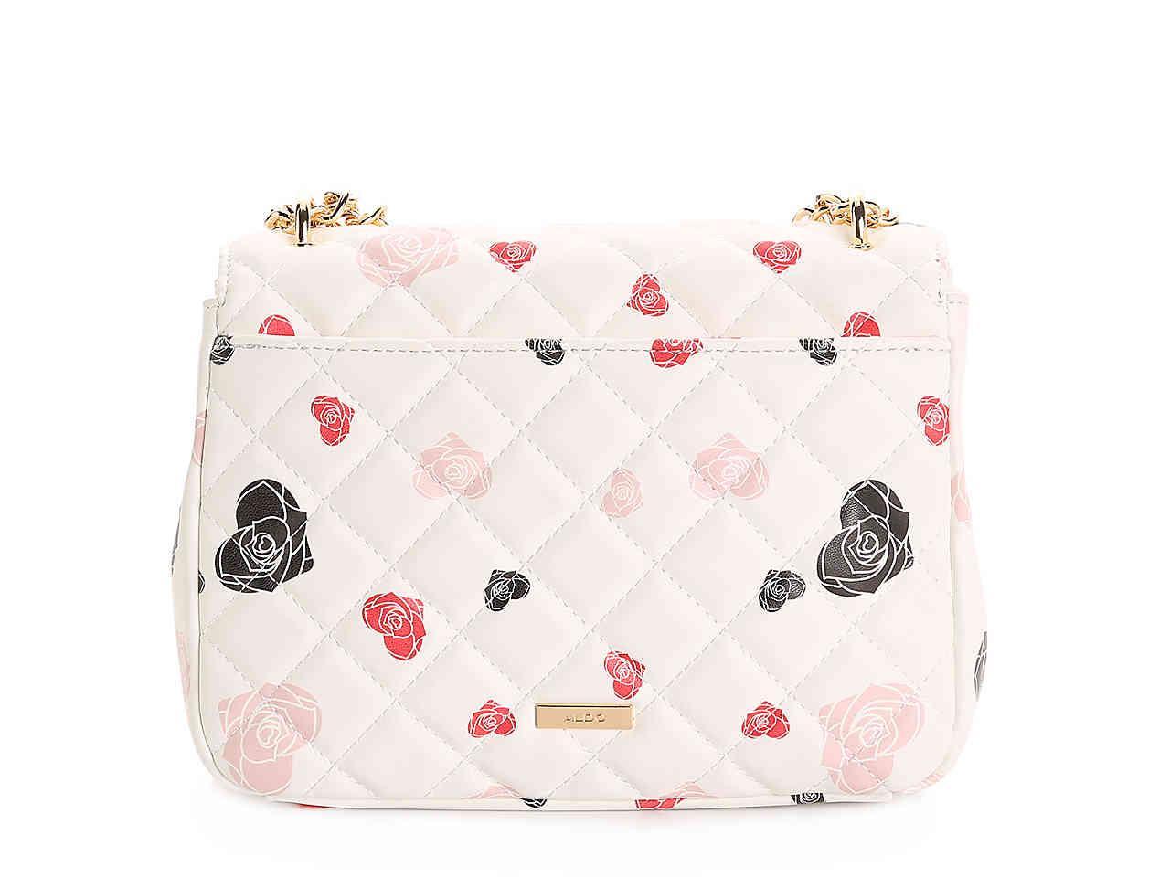 da5862db89 ALDO - Pink Mallare Crossbody Bag - Lyst. View fullscreen