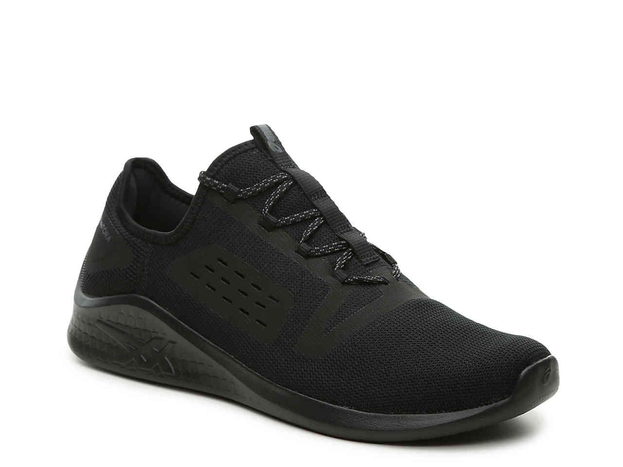 ASICS? FUZETORA - Men's Running Shoes - Black/Carbon 8339090