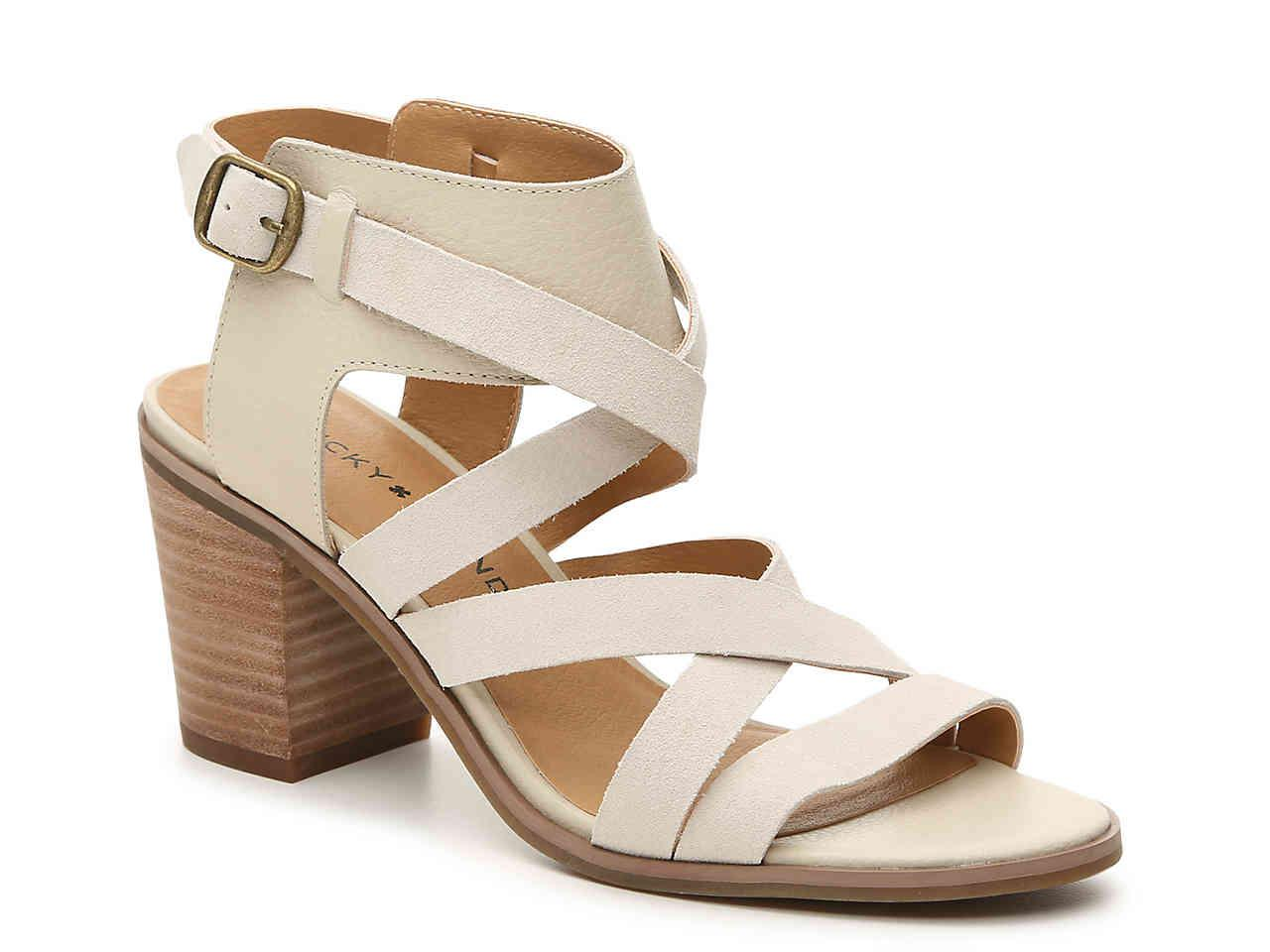 8e776f62f7f Lucky Brand - Natural Kailasa Sandal - Lyst. View fullscreen