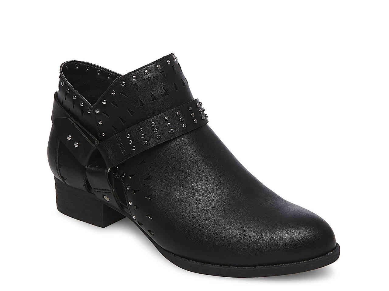 Madden Girl Ariizona Studded Ankle Bootie