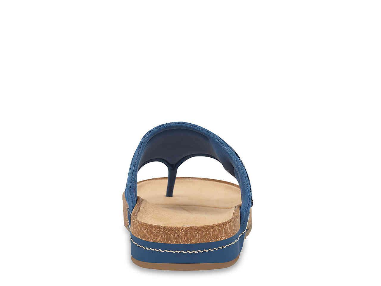 e5dc8db13a32 Easy Spirit - Blue Peony Sandal - Lyst. View fullscreen