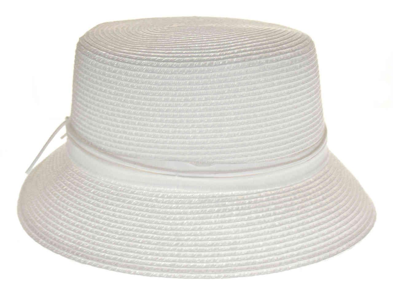 Lyst - Nine West Packable Bucket Hat in White 0b735374024