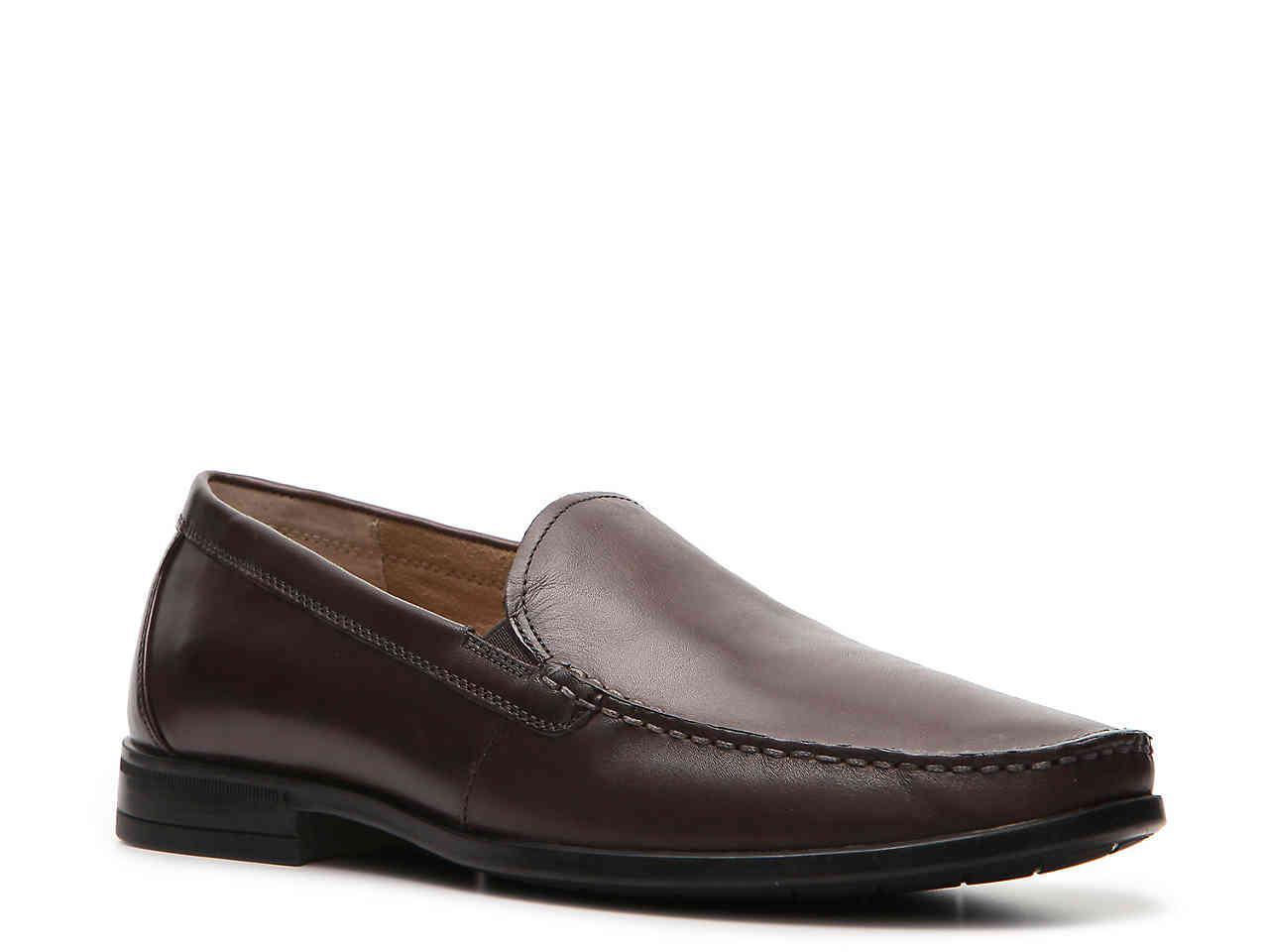 6cd467e085 Lyst - Nunn Bush Glenwood Slip-on in Brown for Men