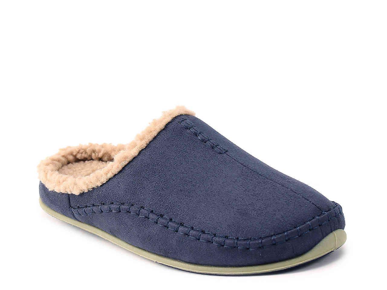 897eeedc4e1fb4 Lyst - Deer Stags Slipperooz Nordic Slipper in Blue for Men - Save 13%