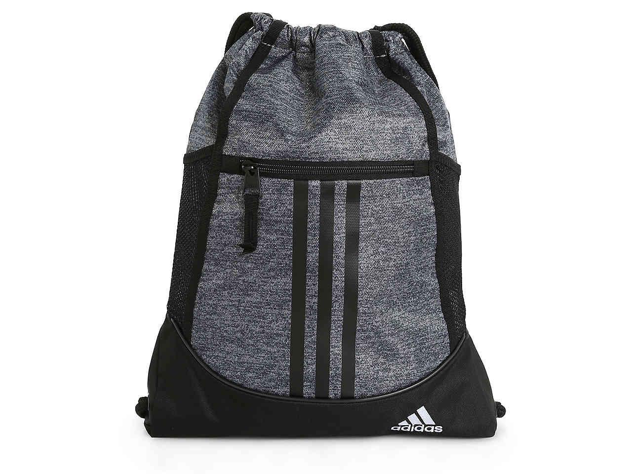 ca91f21eebbf Lyst - adidas Alliance Ii Backpack in Black