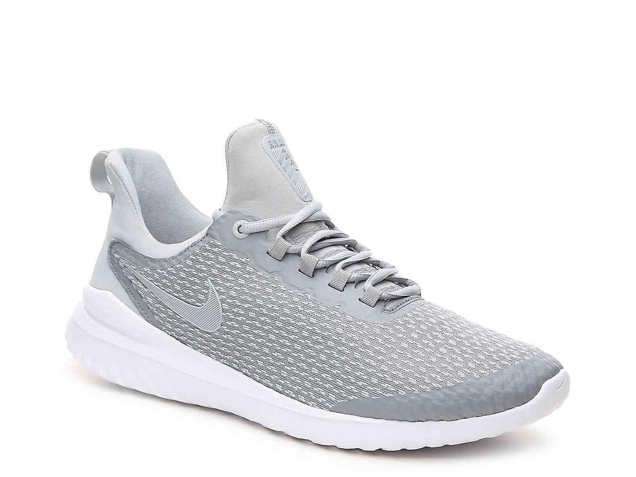 Lyst - Nike Renew Rival Lightweight Running Shoe in Gray for Men 02bed1bd3