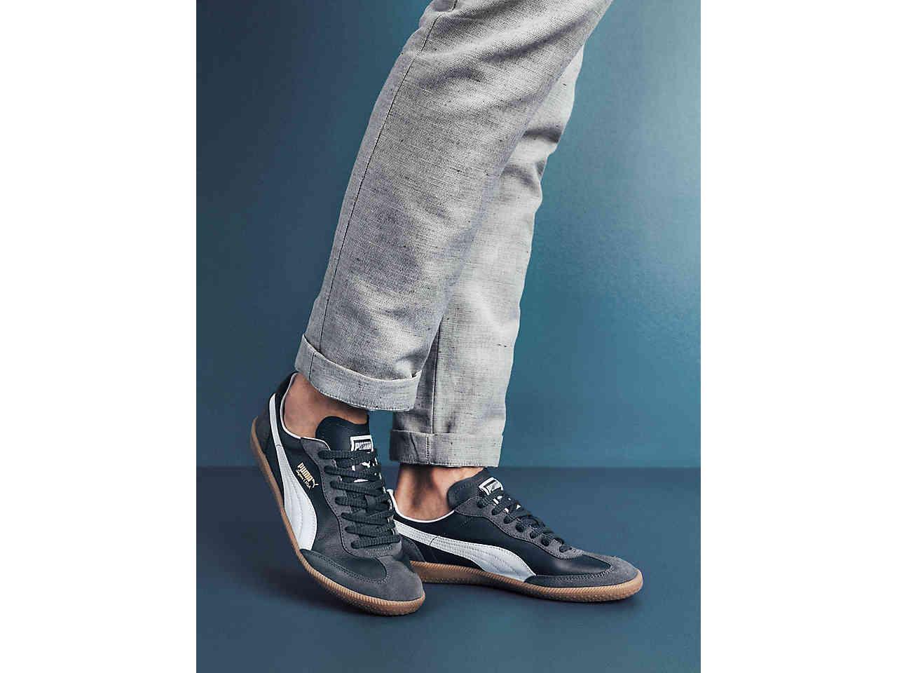 e7468b9b325257 PUMA - Blue Super Liga Og Retro Sneaker for Men - Lyst. View fullscreen