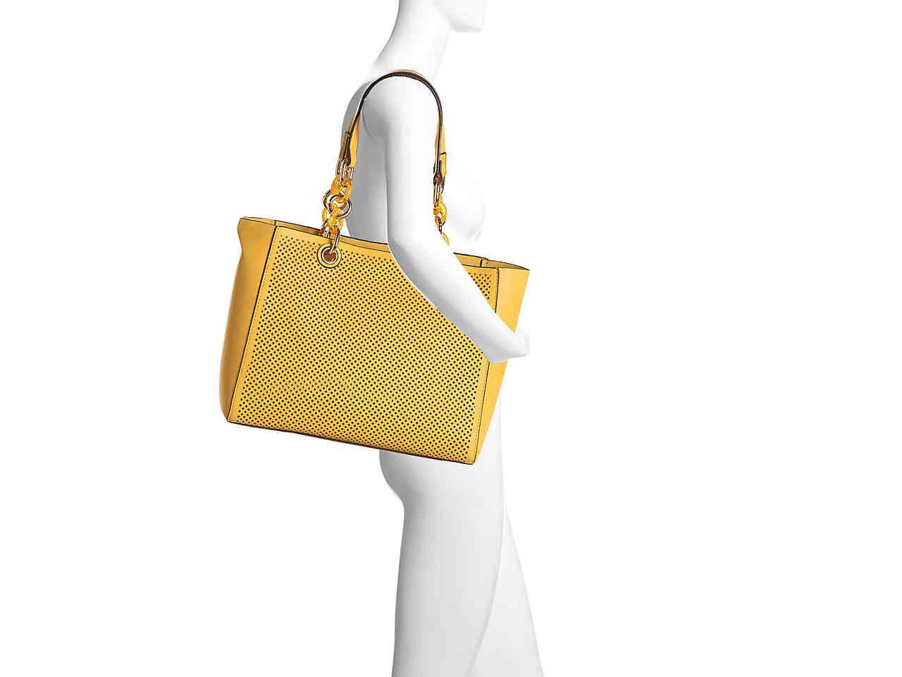 f18c223ab69 Lyst - ALDO Werlinger Tote in Yellow
