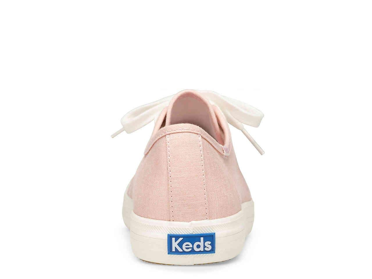 Keds In Pink Mini Kickstart ChambrayblueWomen's Shoes Lyst 6Y7gybf