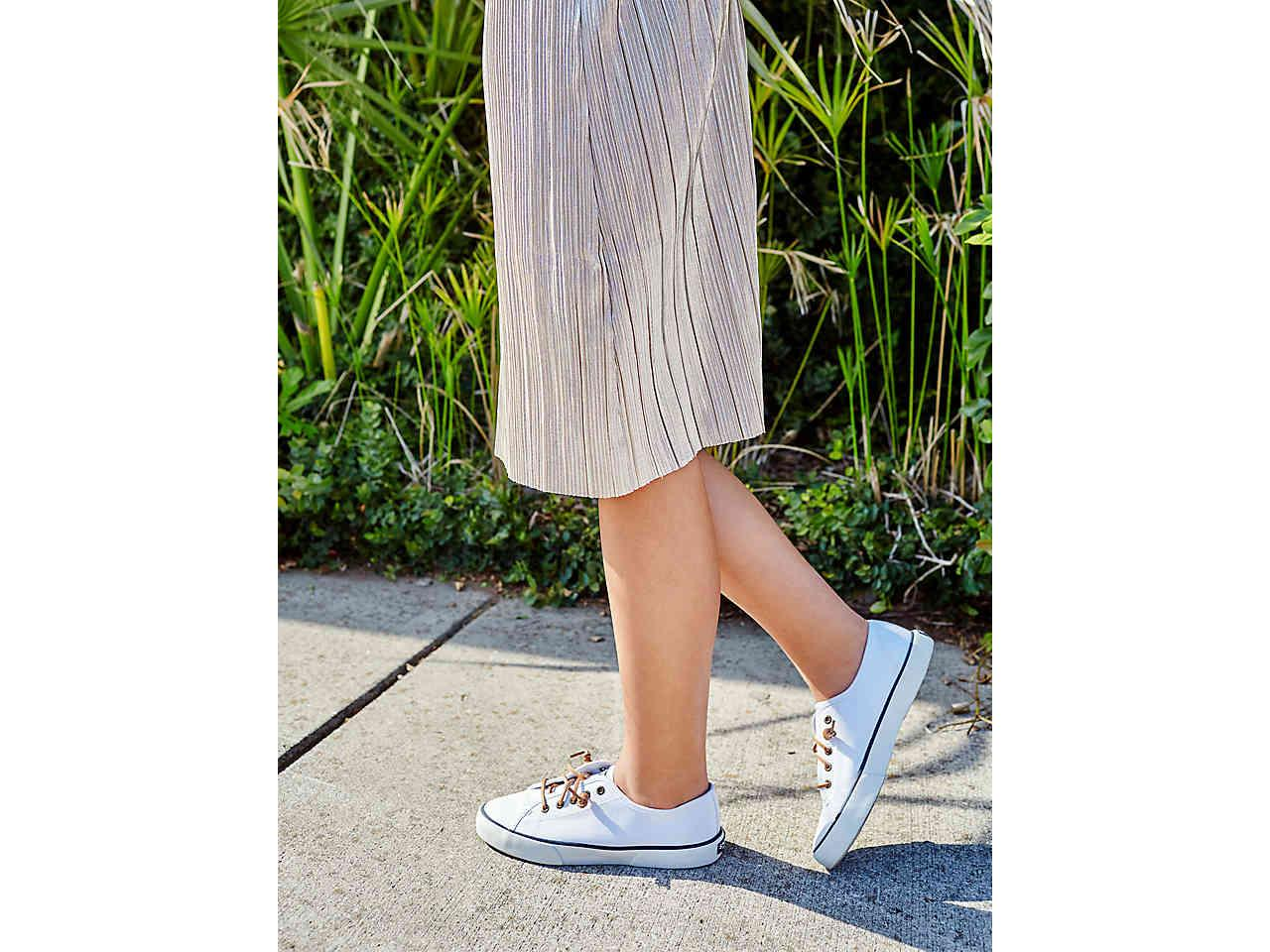 Sperry Pier View Chambray Sneaker HdOFU
