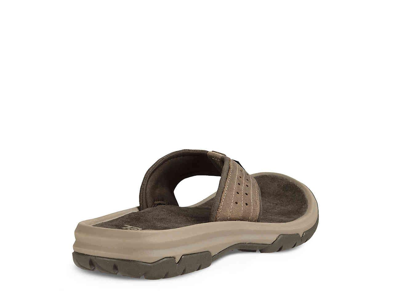 81f906cbedc7c Teva - Brown Langdon Sandal for Men - Lyst. View fullscreen