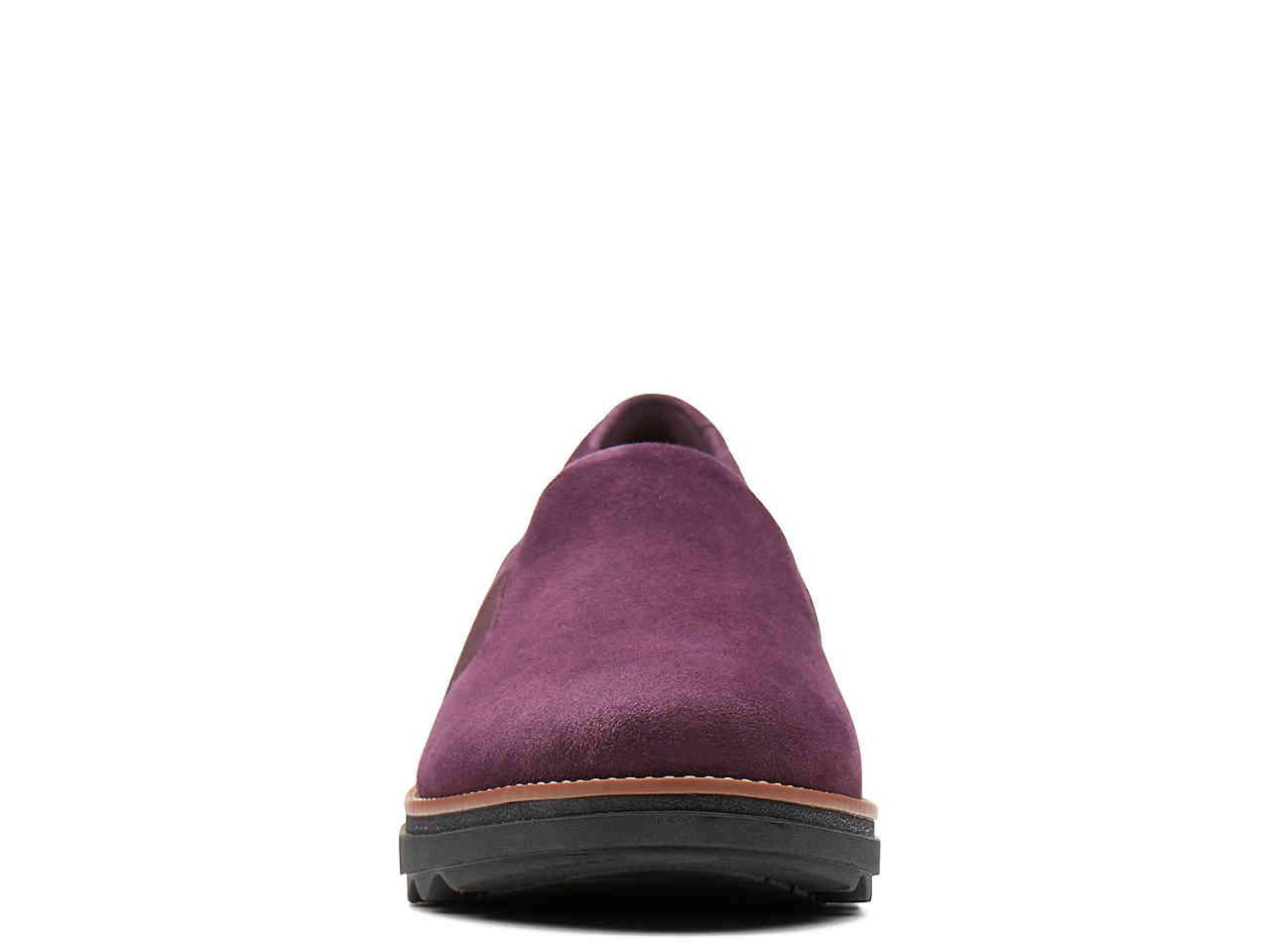 bfe332d3c4 ... Sharon Tori Wedge Slip-on - Lyst. View fullscreen