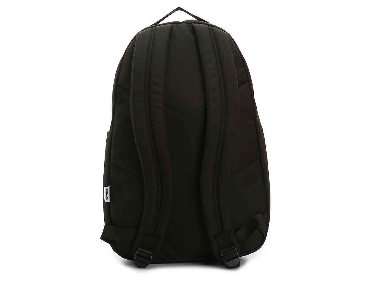 aa9ec7119c7e Converse - Black Go Backpack - Lyst. View fullscreen