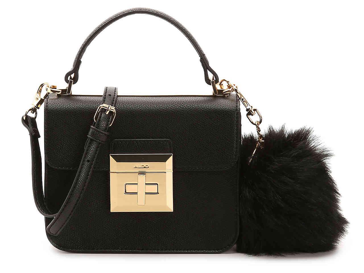 fbb69237501 Lyst - ALDO Chiadda Crossbody Bag in Black