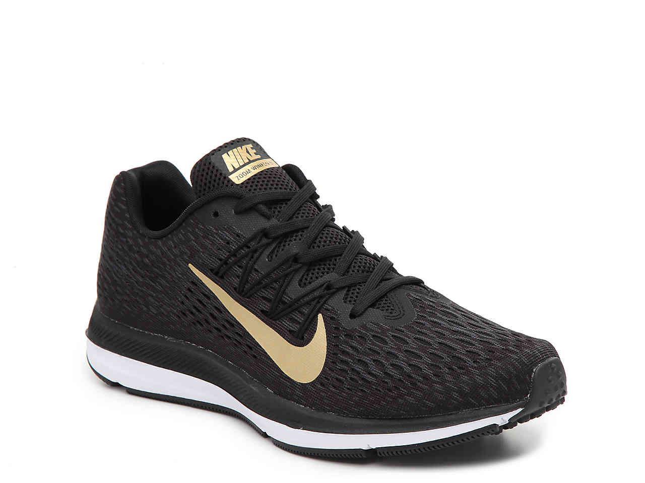 6cbc48de975 Lyst - Nike Zoom Winflo 5 Running Shoe in Black