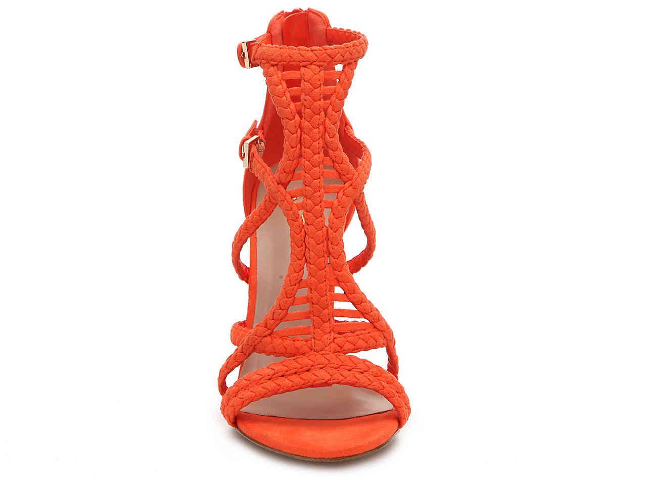 178ee945c004 Lyst - ALDO Guiliano Sandal in Red