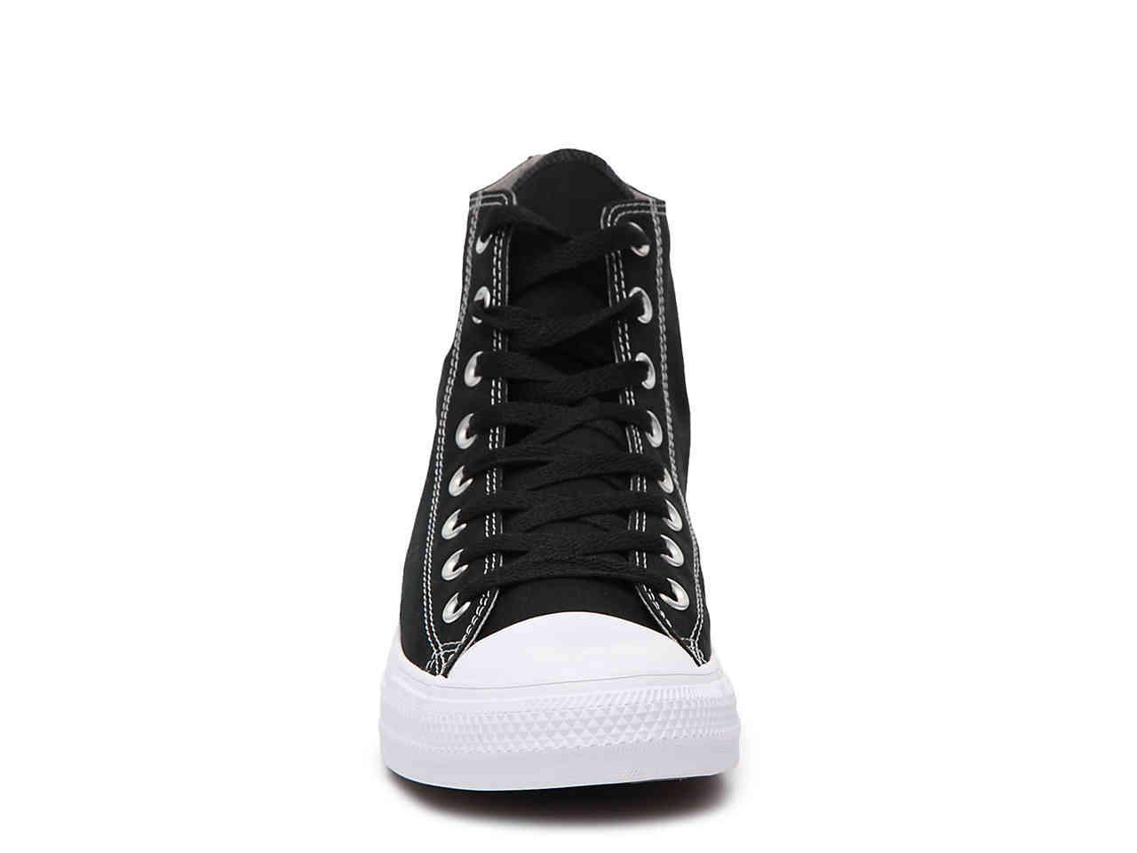 718bc7348fb7be Converse - Black Chuck Taylor All Star Camo High-top Sneaker for Men -  Lyst. View Fullscreen