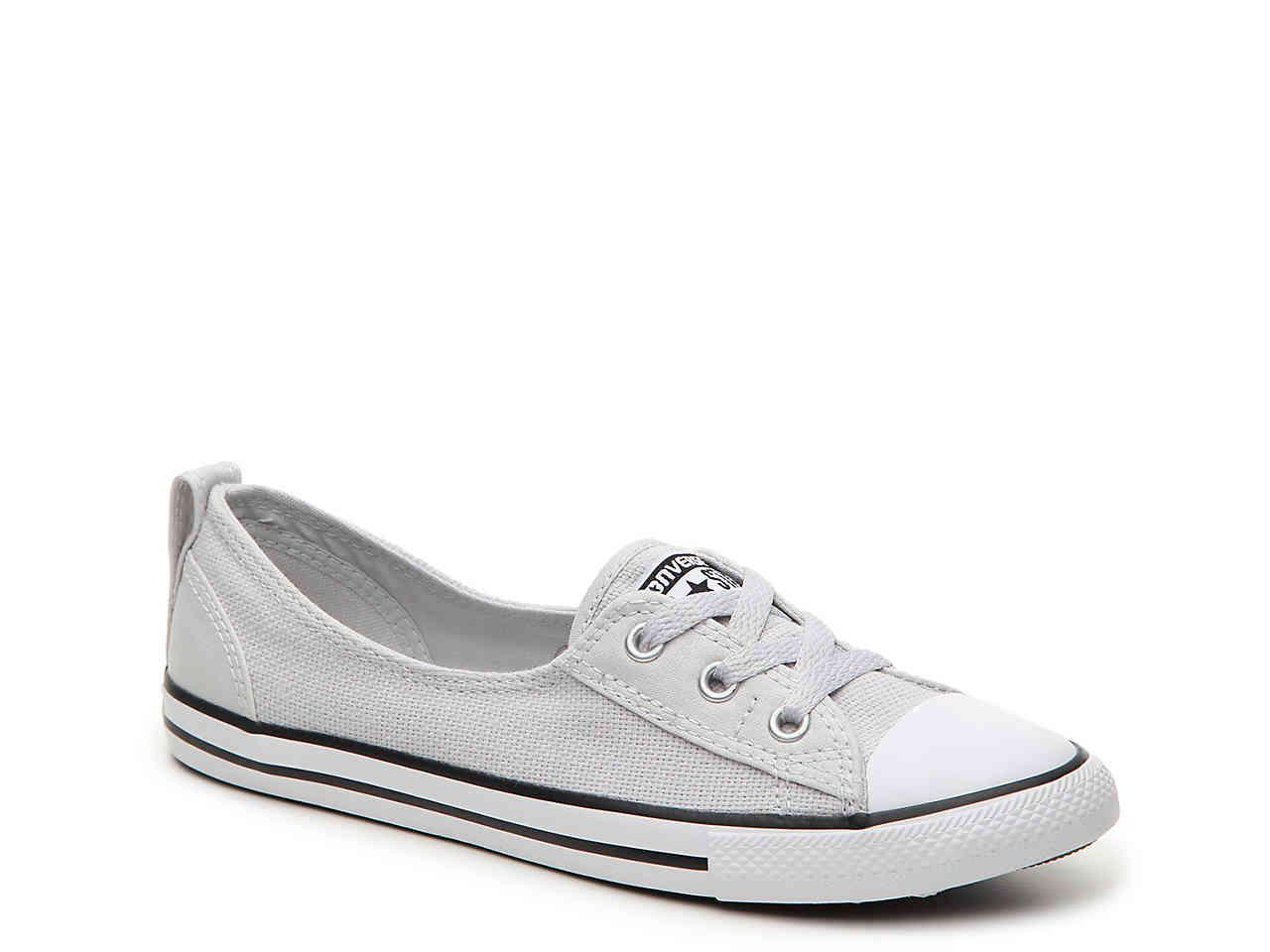 3ad8d41ee090 Lyst - Converse Chuck Taylor All Star Dainty Ballet Slip-on Sneaker ...