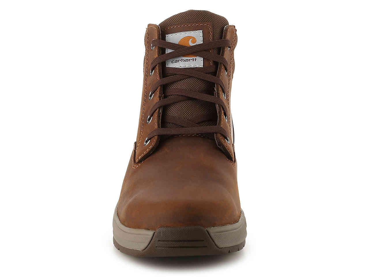 ebe2e7f4f21 Lyst - Carhartt 4-inch Lightweight Wedge Boot in Brown for Men