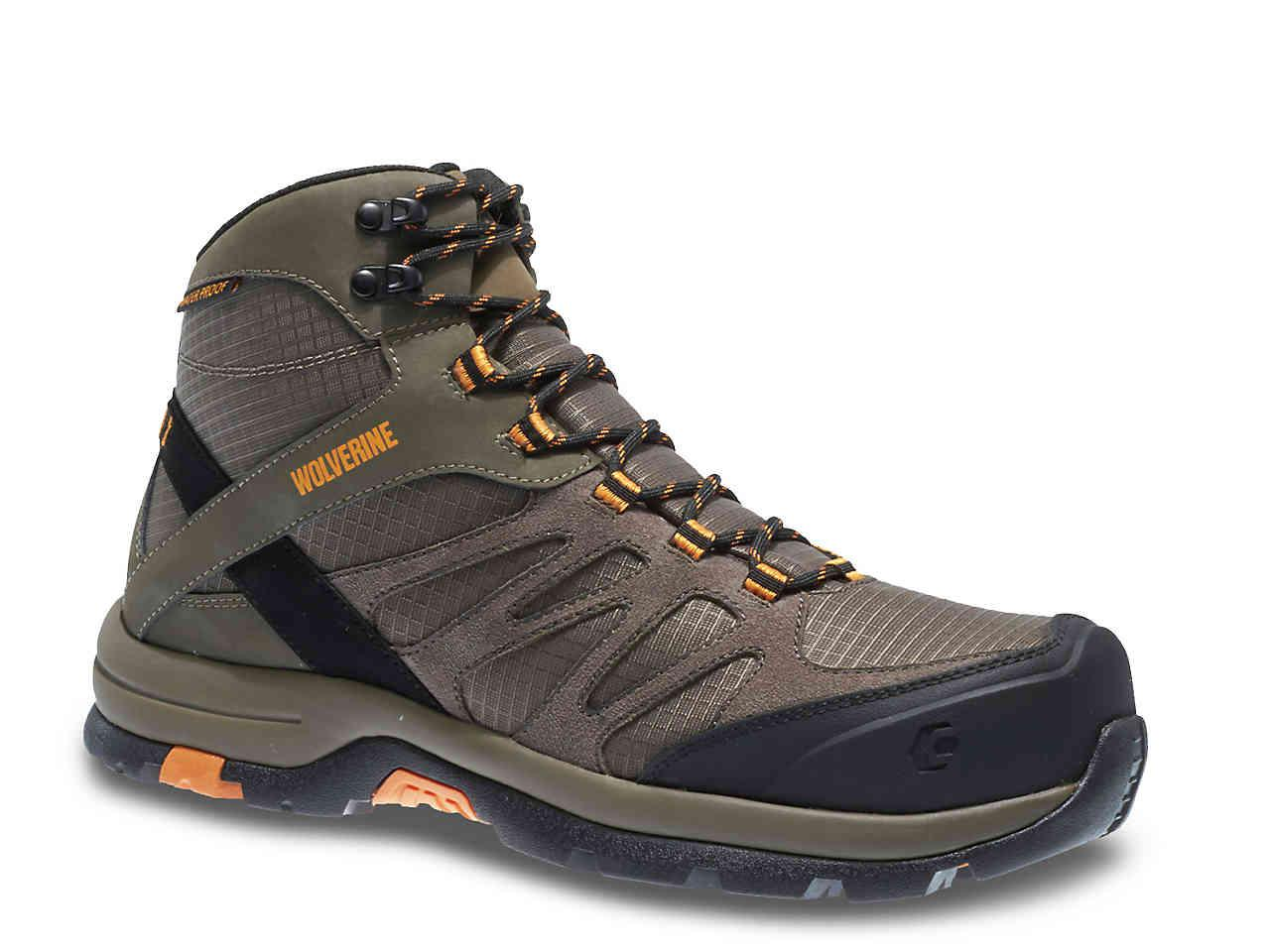 23b98210fb Lyst - Wolverine Fletcher Composite Toe Hiker Boot in Brown for Men