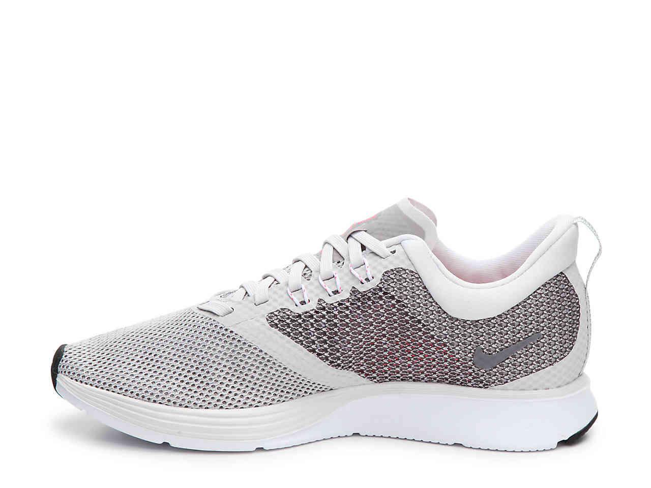 Lyst Nike Zoom Strike Lightweight Running Shoe in Gray for Men