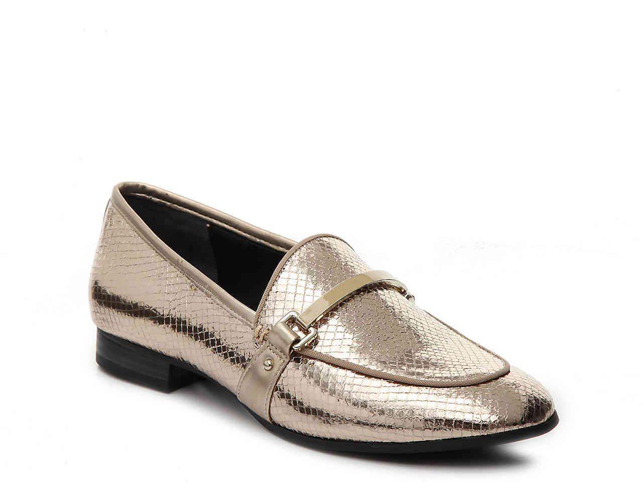 fdbc21d41 Lyst - Circus by Sam Edelman Hendricks Loafer in Metallic - Save 34%