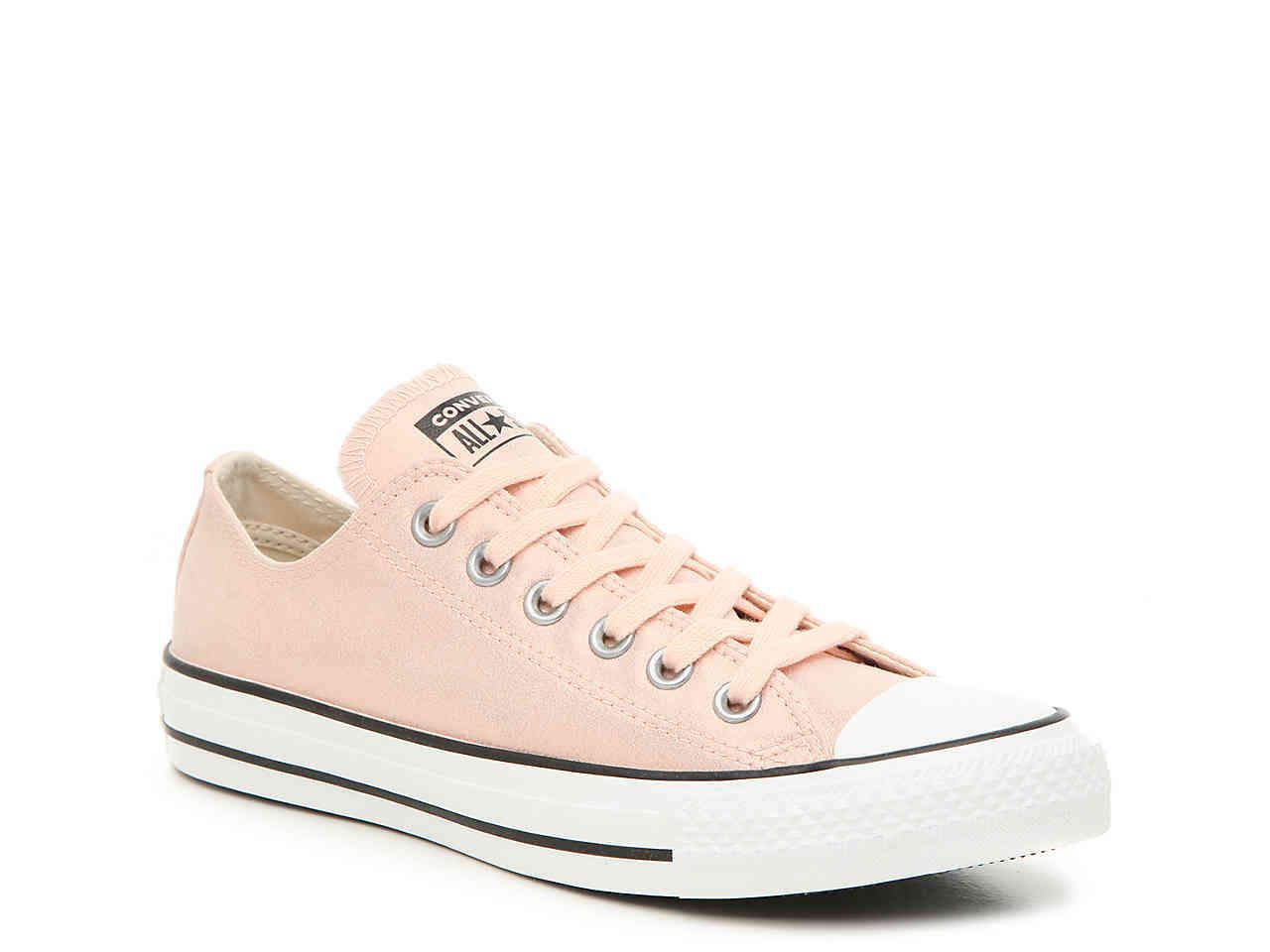 564d758d73e78f Lyst - Converse Chuck Taylor All Star Twilight Sneaker in Pink