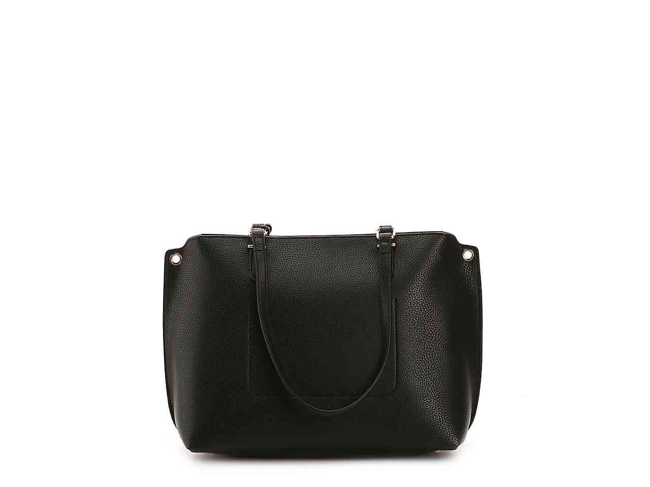 2ea4e2dcd2 Lyst - Lauren by Ralph Lauren Anfield Ii Shopper Shoulder Bag in Black