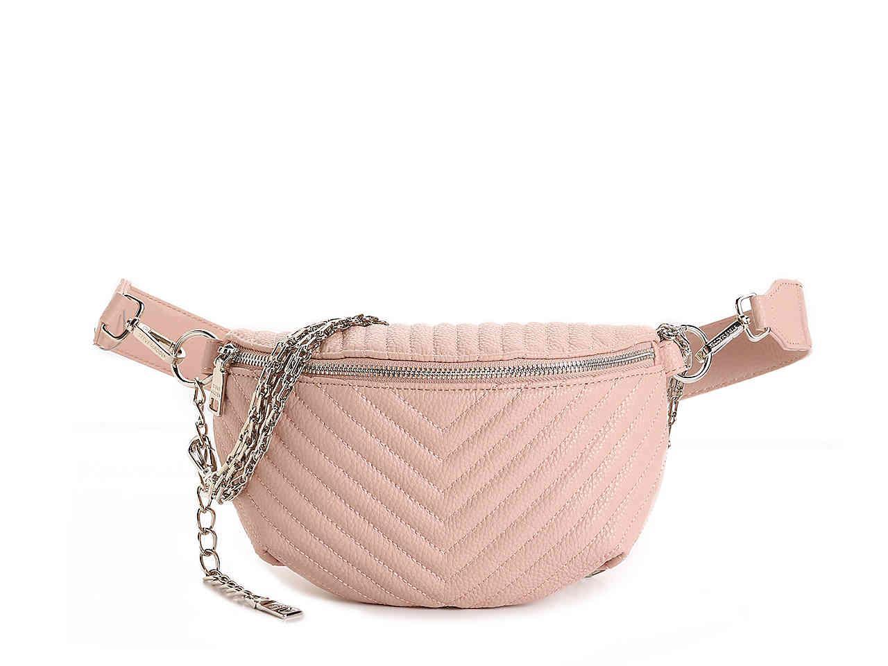 159208ae261 Lyst - Steve Madden Bfanny Belt Bag in Pink