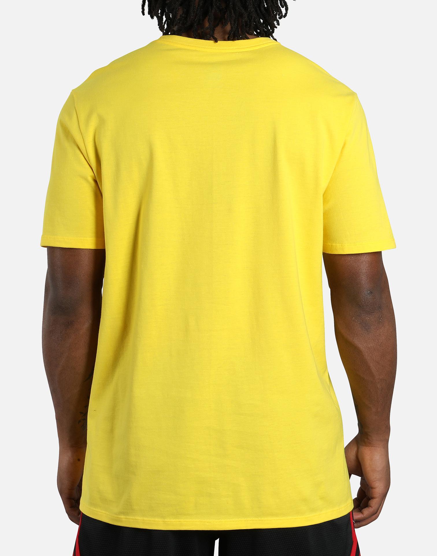 Lyst - Nike Jsw Last Shot Gfx Tee in Yellow for Men 5b0095d9aa