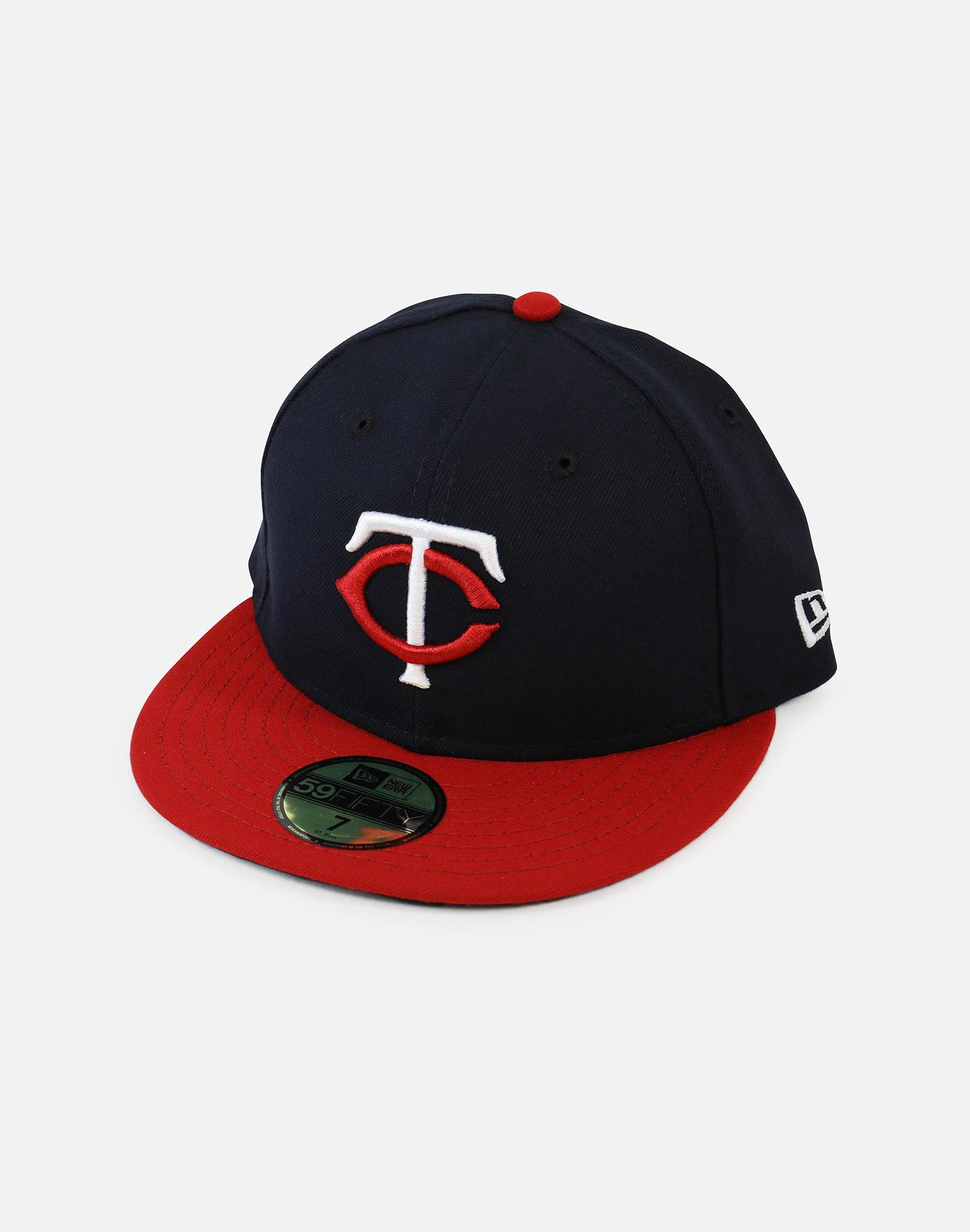0432c546e31 Lyst - Ktz Minnesota Twins Authentic Fitted Hat in Blue for Men