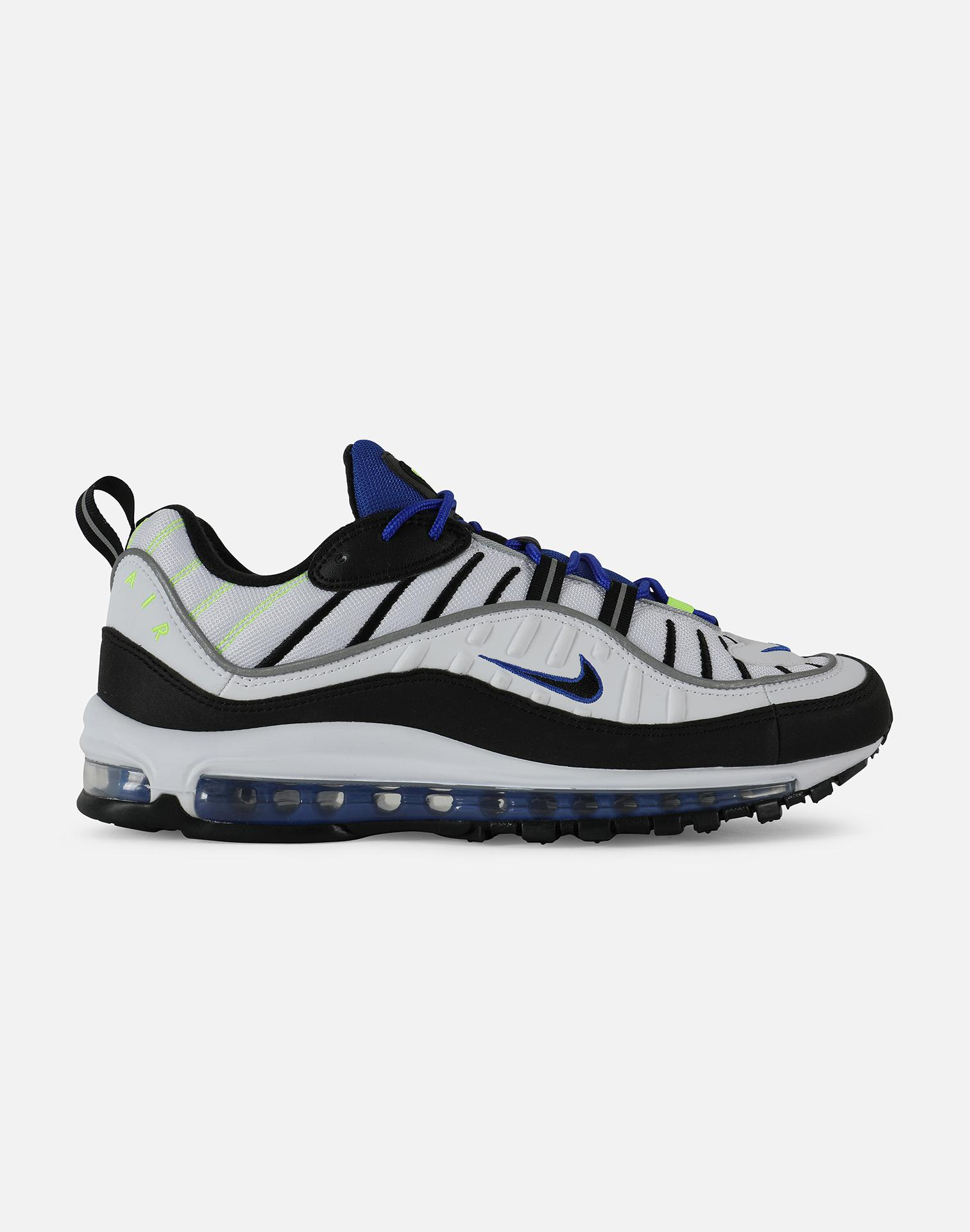 160b39f44d Nike - Multicolor Air Max 98 - Lyst. View Fullscreen