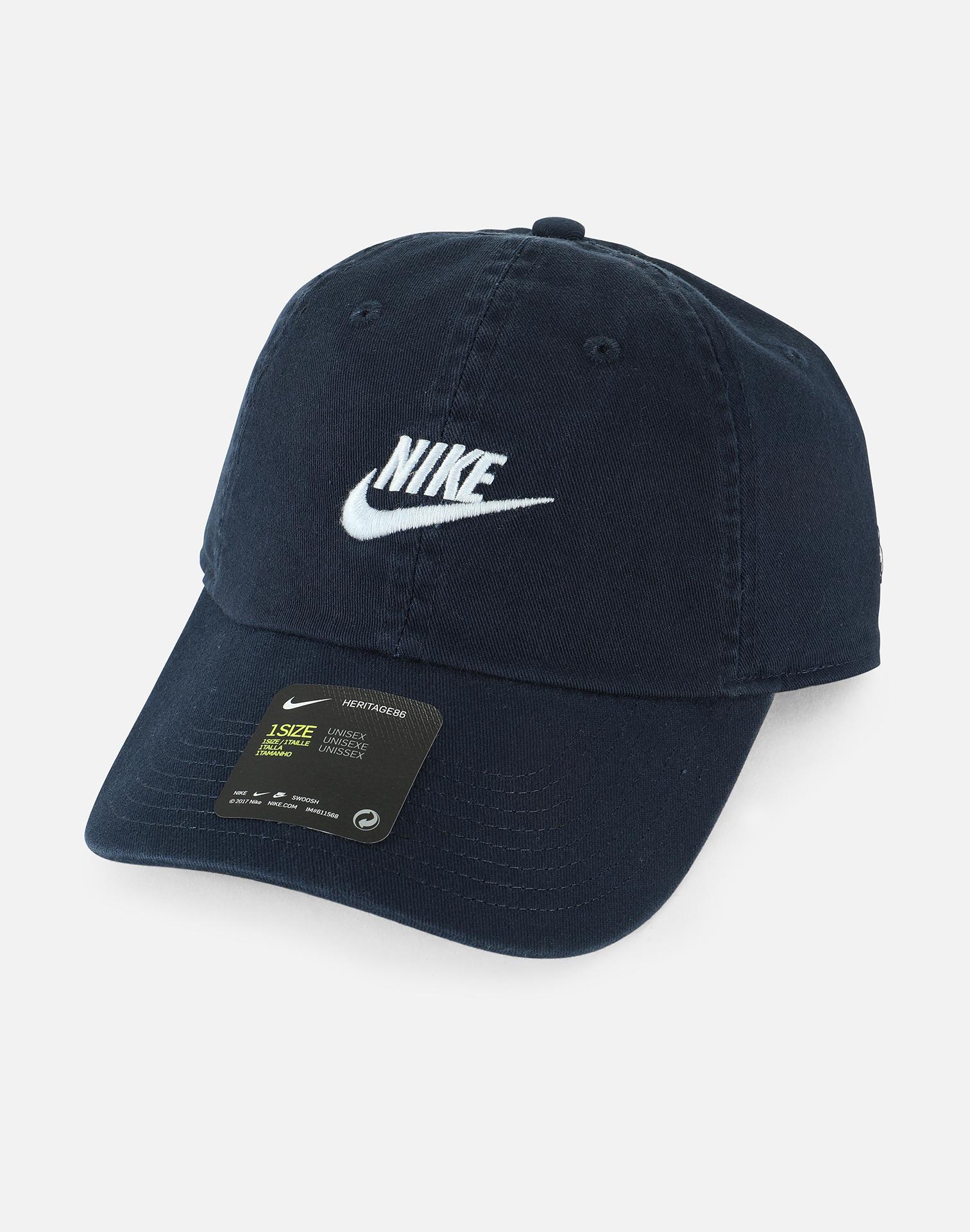 6bce201a Lyst - Nike Nsw H86 Futura Cap in Blue for Men