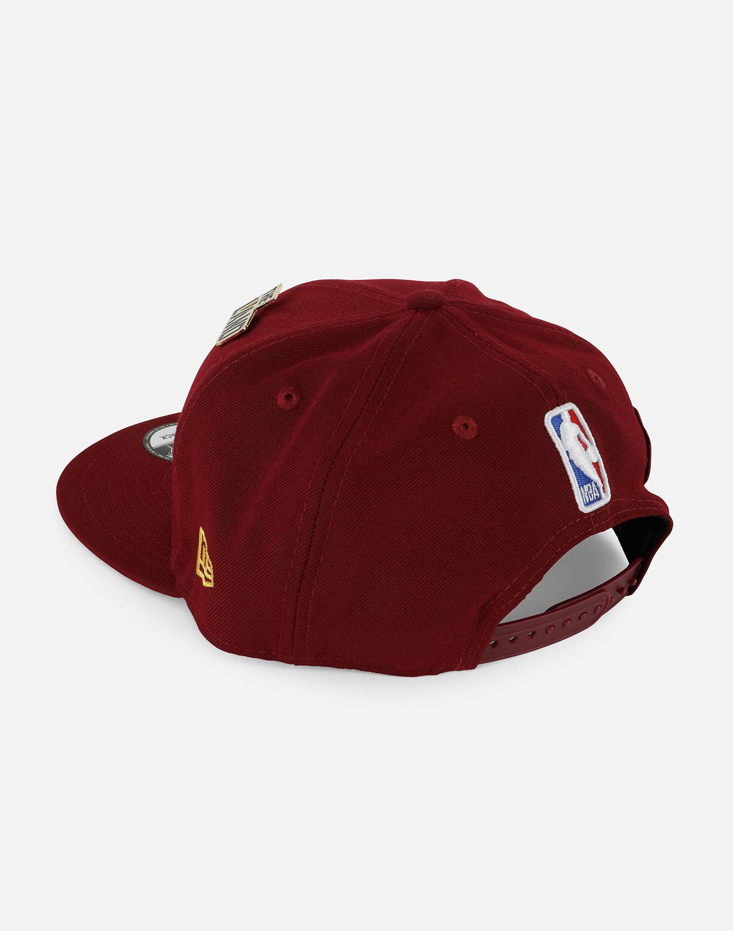 premium selection 7e57e 48d07 Lyst - Ktz Cleveland Cavaliers Nba 2018 Draft 9fifty Snapback Hat in ...