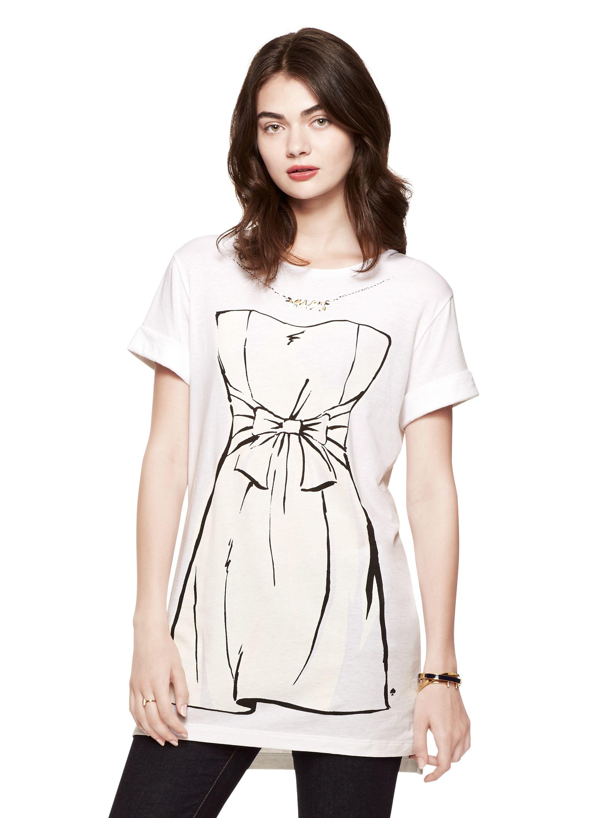 Lyst - Kate Spade New York Wedding Dress Tunic in White