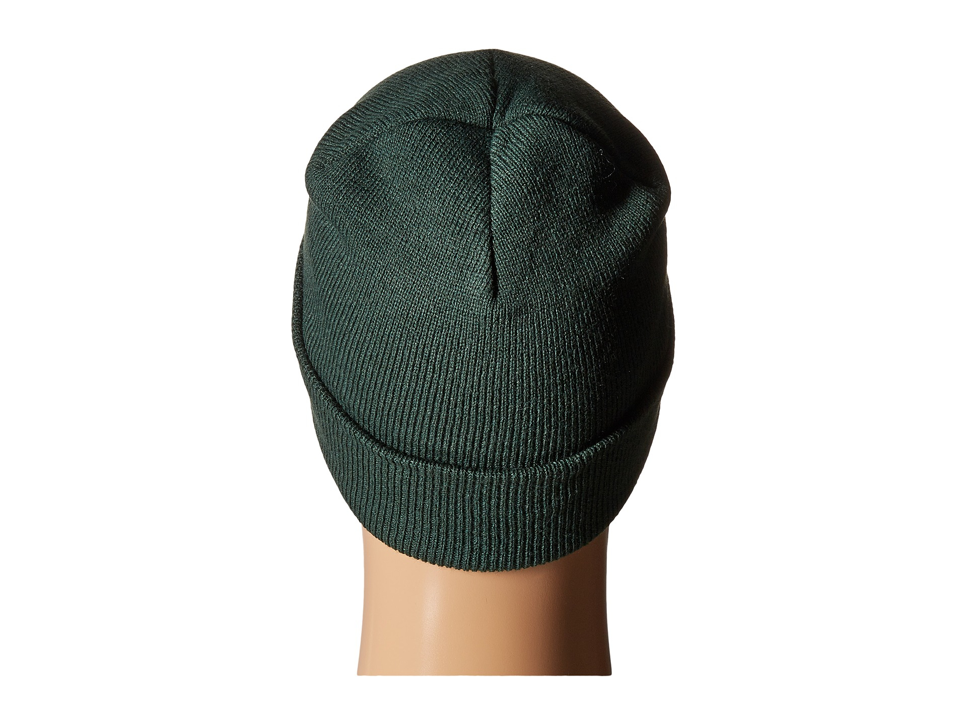 c599b9eafaa Lyst - Huf Box Logo Beanie in Green for Men
