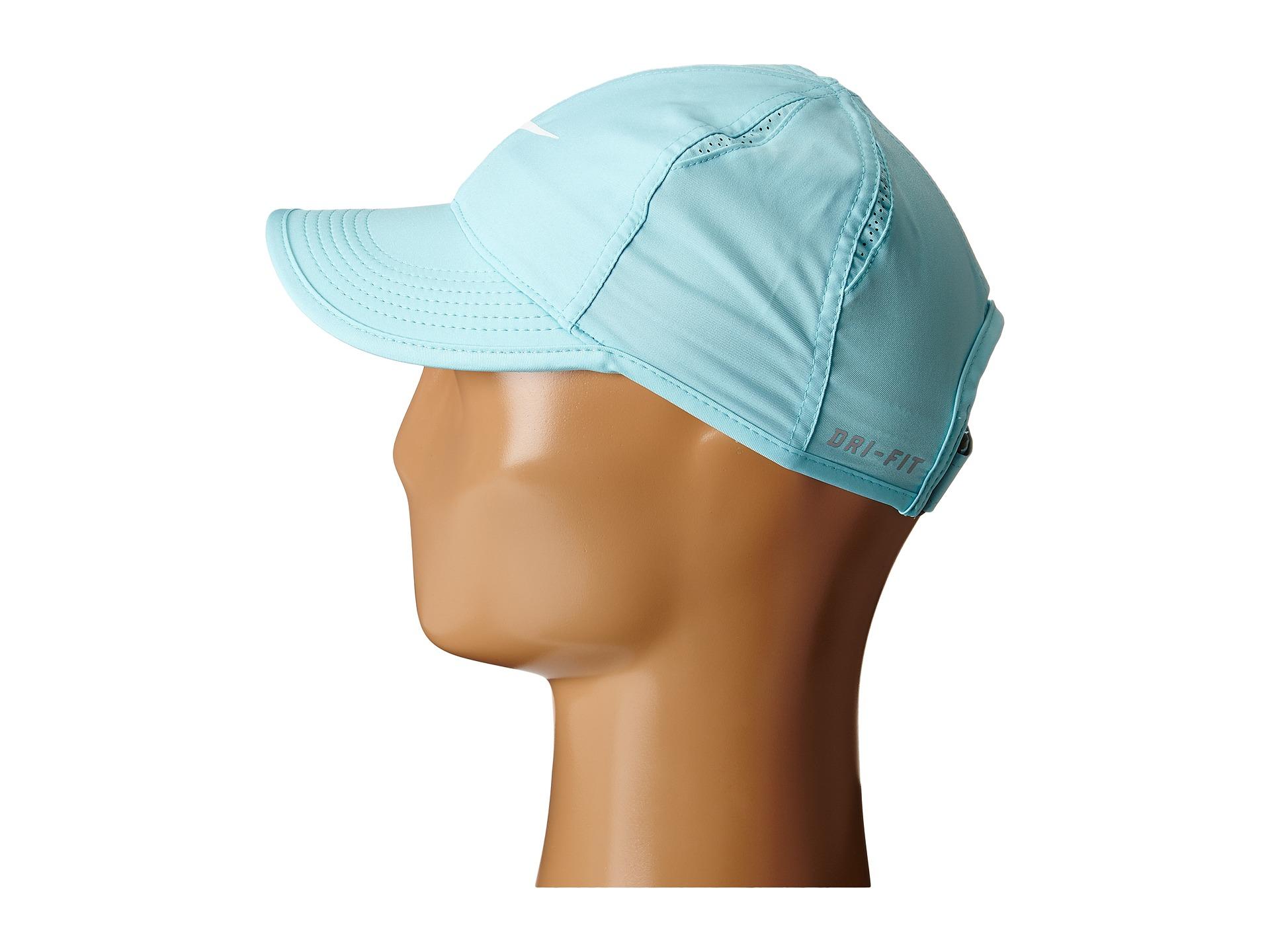 94c3b435cb28a Lyst - Nike Featherlight Cap in Blue for Men