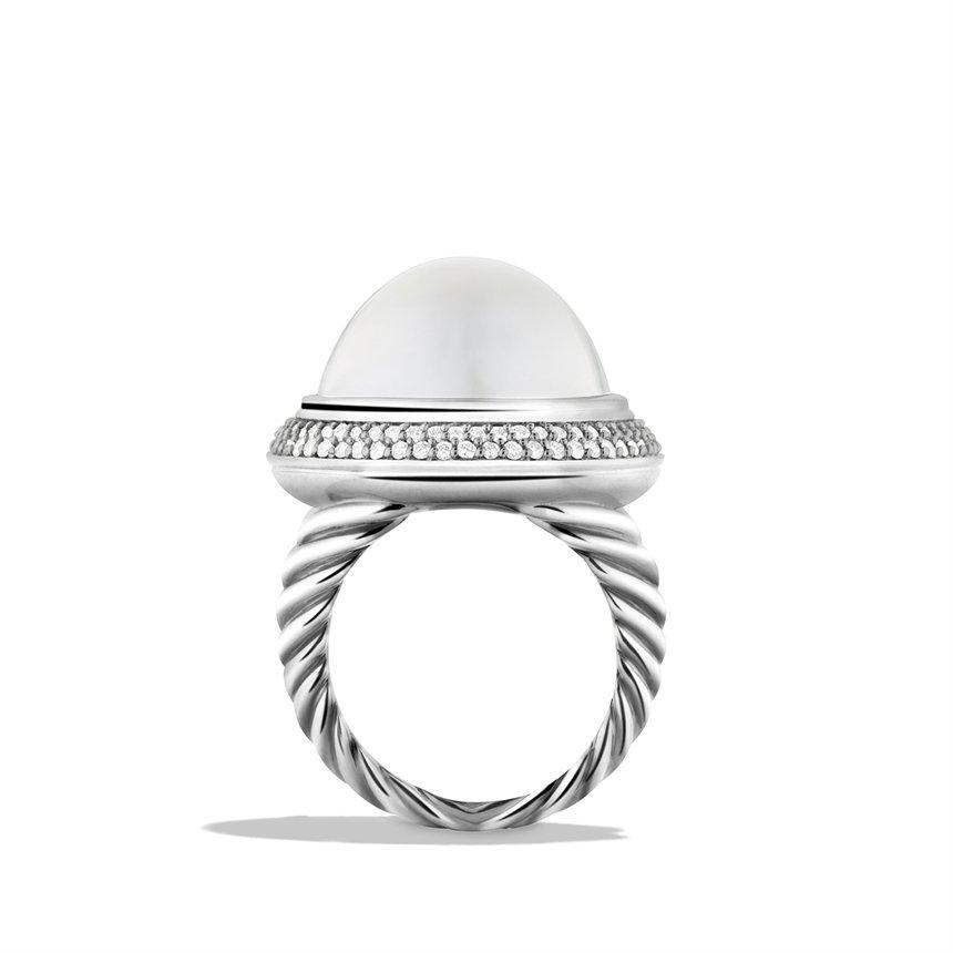 Opal David Yurman Ring